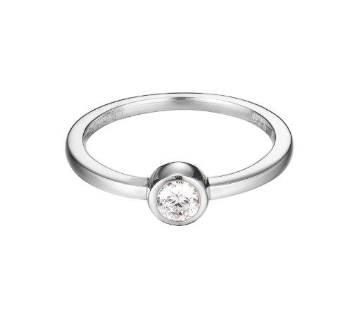 Esprit Damen-Ring 925 Sterling Silber Gr.53 (16.9) ESRG92424A170